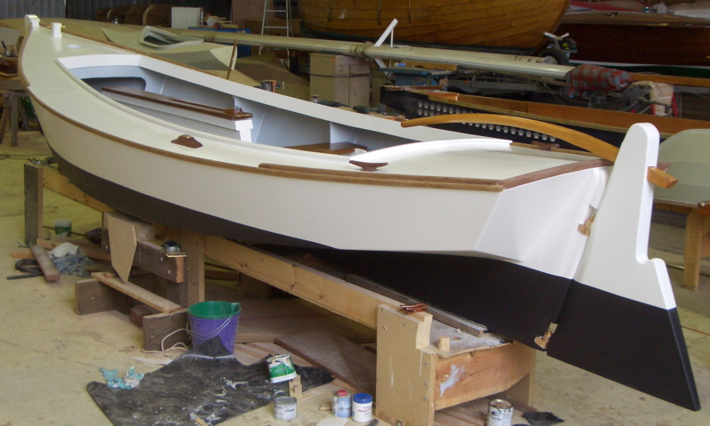 Sharpie Boat Plans submited images.