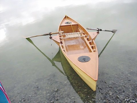 DIY Free Wooden Kids Kayak Plans Plans Free