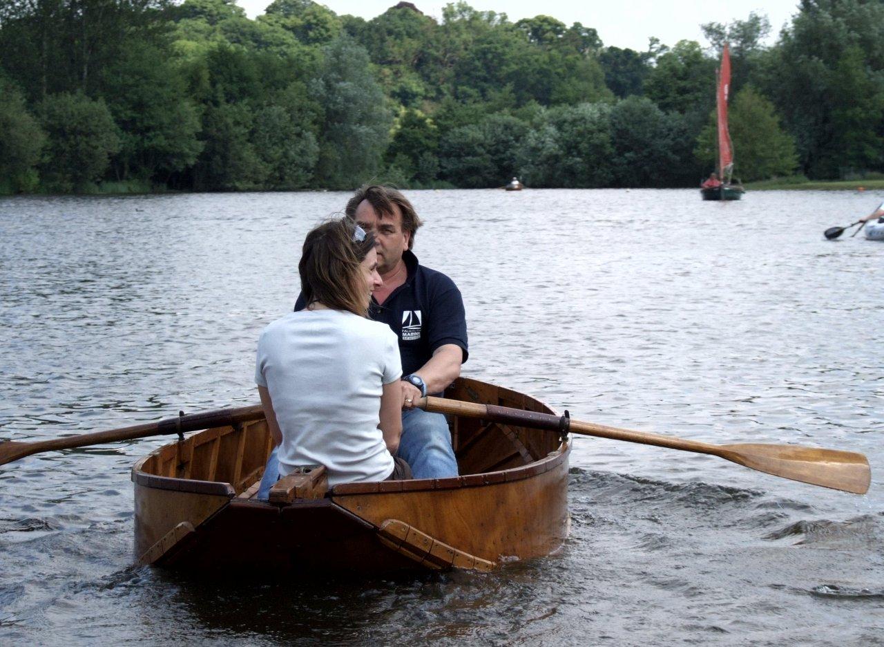 лодка fold a boat