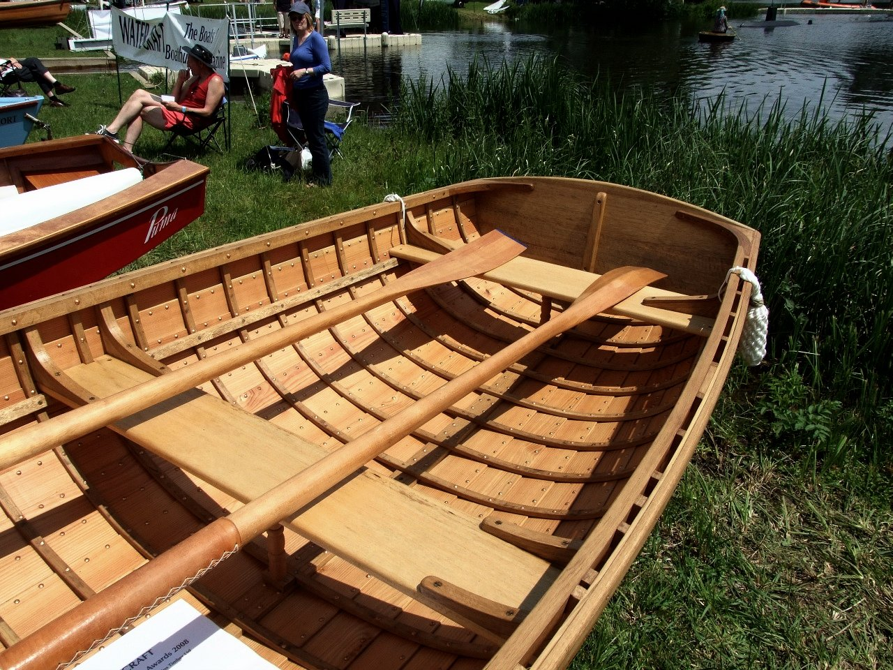 Building classic small craft for Building classic small craft