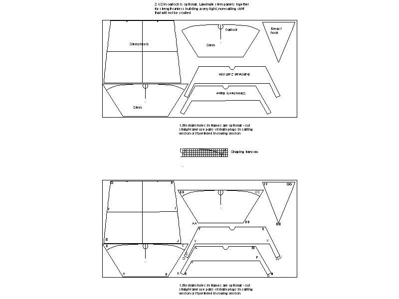 Stitch And Glue Dinghy Plans http://intheboatshed.net/2009/01/30/is ...