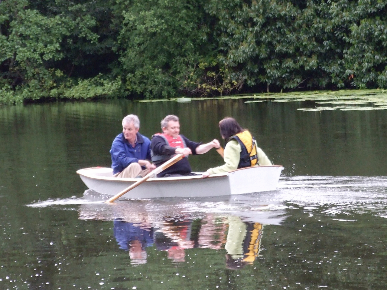 Micro auray punt free boat plans ~ Fibre boat