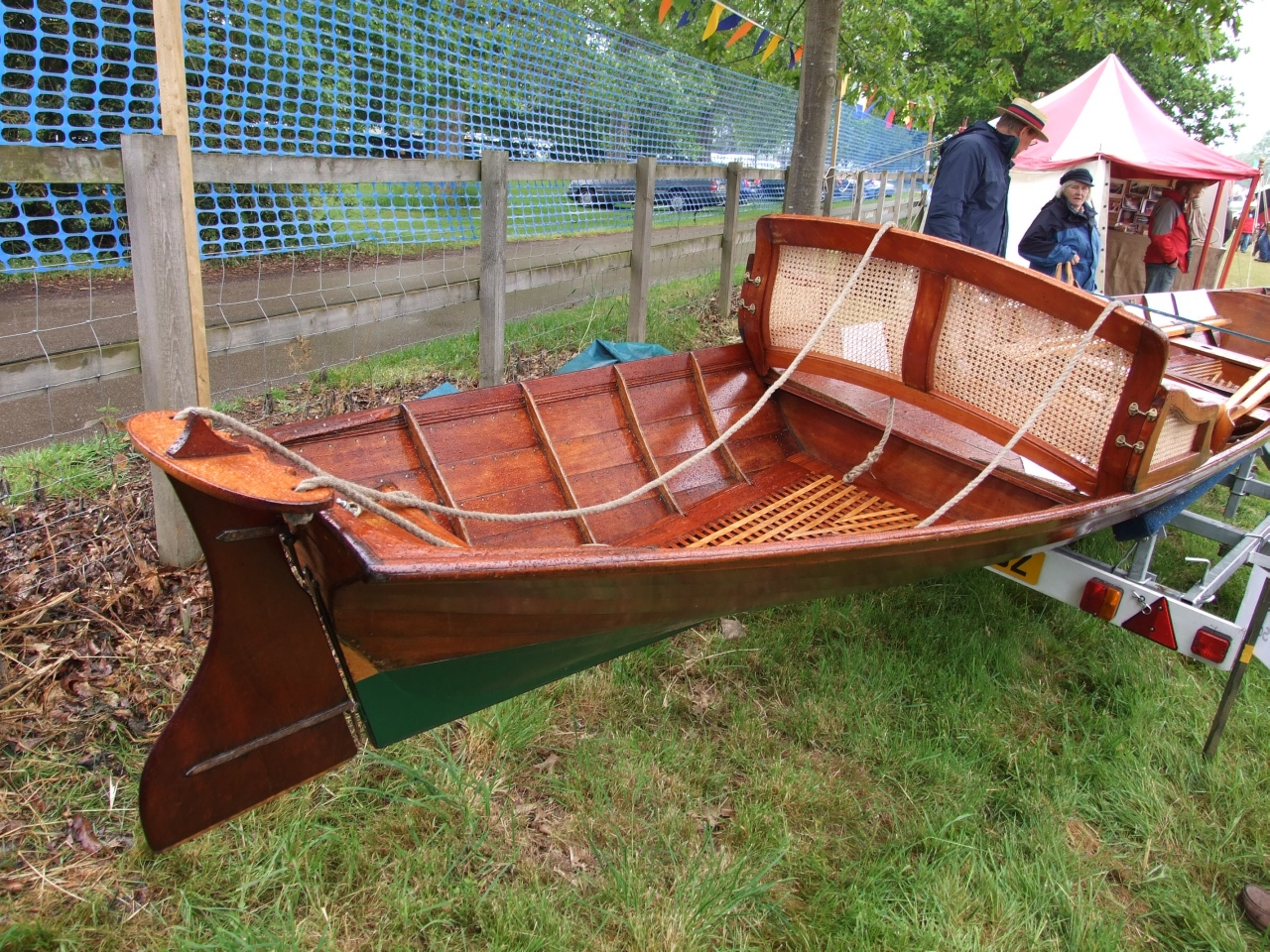 Thames double skiff for sale | intheboatshed.net