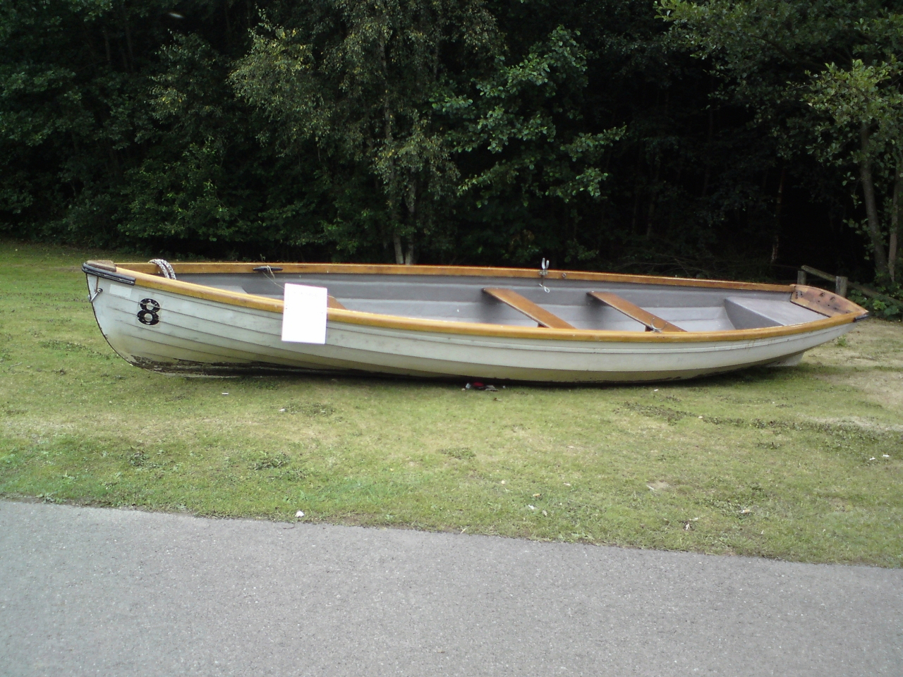 Wooden rowing boats for sale scotland