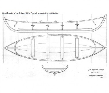 CLC four person community rowing dory [Archive] - The WoodenBoat Forum