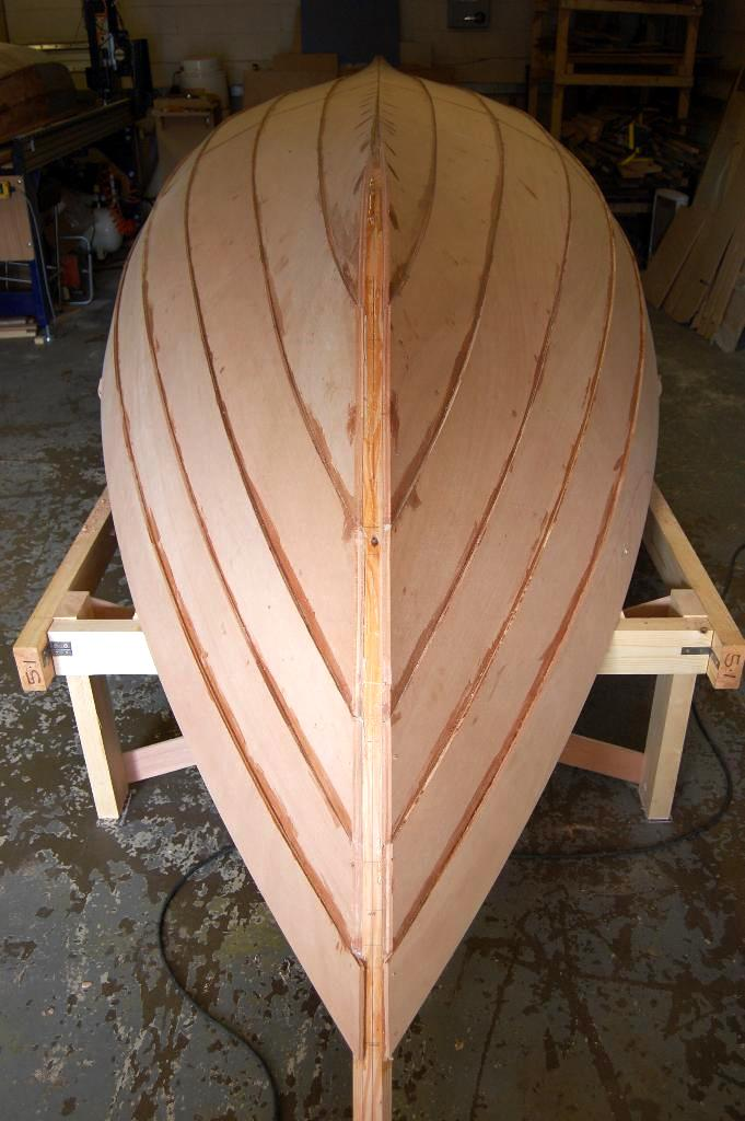 ... progress and looks handsome re know of any stitch and glue boats small