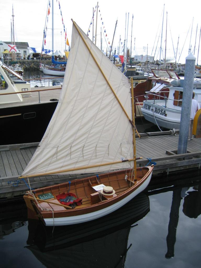 Looking to lose my boatbuilding virginity.