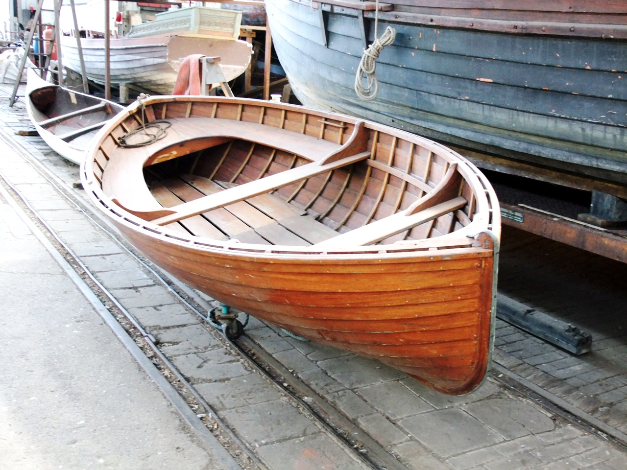 Small Wooden Boats : Turk s auction are you missing the small wooden boat