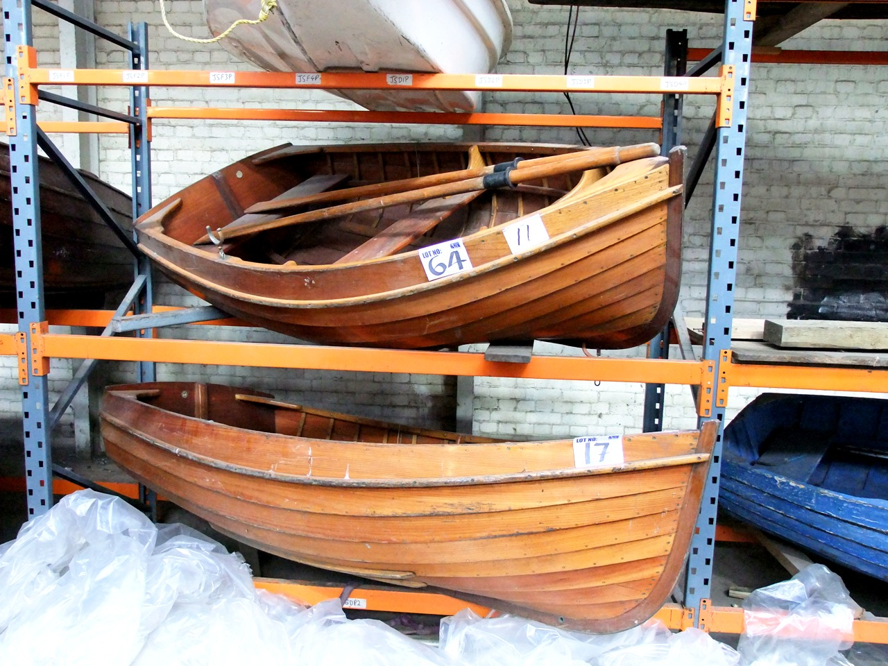 Turk's auction – are you missing the small wooden boat bargains of the year? | intheboatshed.net