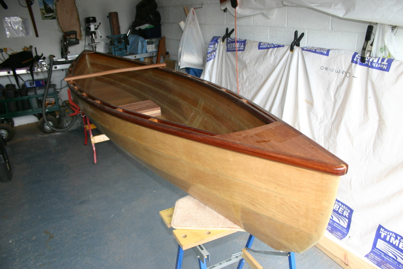 Secret Free stitch and glue skiff plans | Antiqu Boat plan