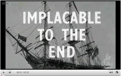 The sad end of the Implacable Trafalgar battleship