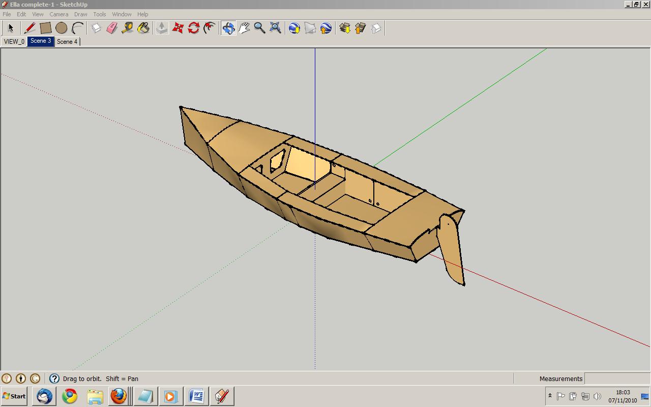 canoe plans | intheboatshed.net