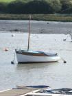 Woodbridge motor boat