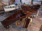 Salter's skiff restored by Adrian Morgan