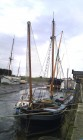 Lady of the Lea Thames sailing barge