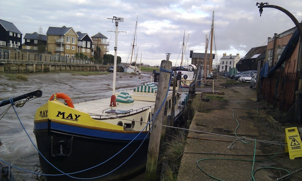 Save Standard Quay and Faversham Creek