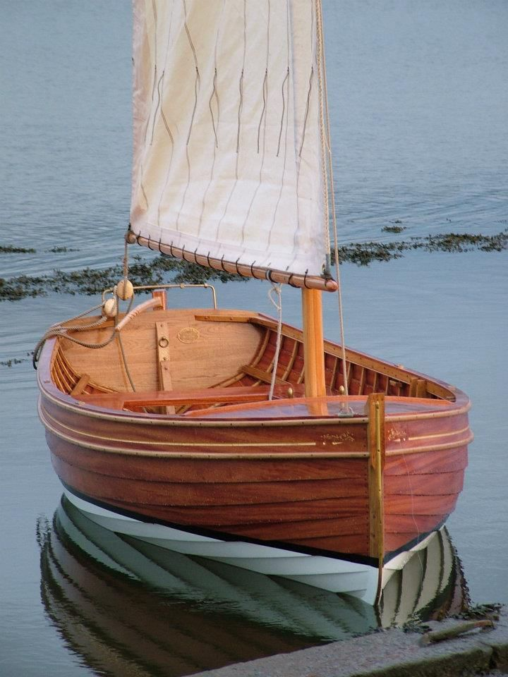 Gallery For > Sailing Skiff