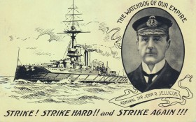 Jellicoe postcard