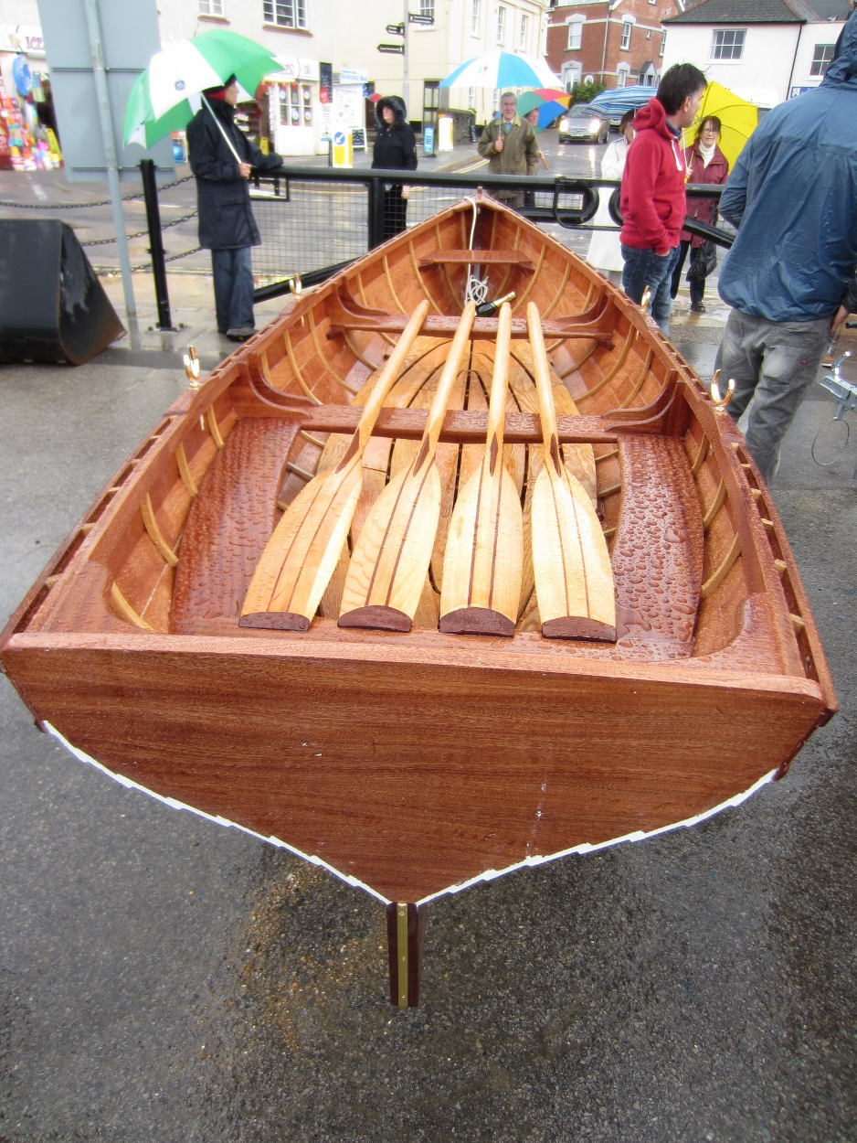Whitehall skiff for sale