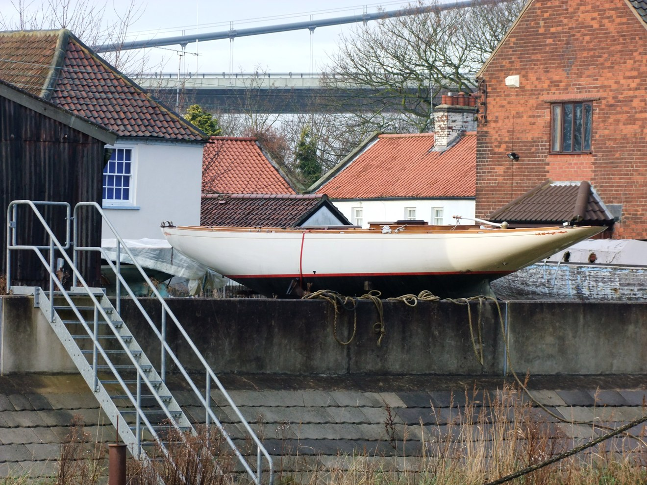 Keadby Lock Alkborough Barton on Humber and Caistor 26