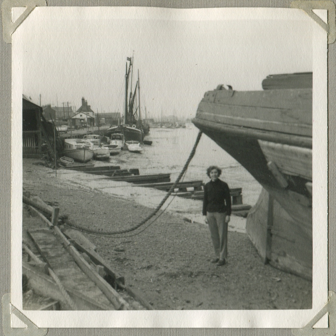My father's photos 1955-7 1