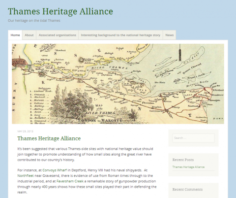 Thames Heritage Alliance