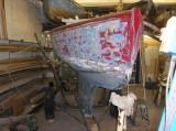 Troy 4 Shimmer in Marcus Lewis' workshop