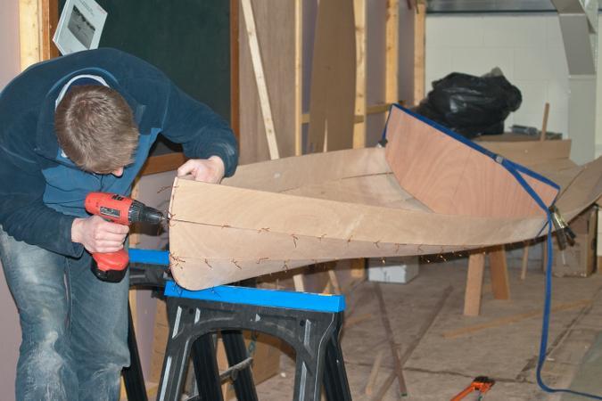 Wooden Canoe Kits