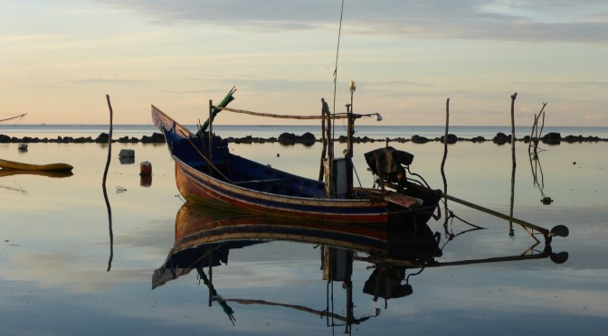 Matthew Atkin photographs the working boats of Thailand