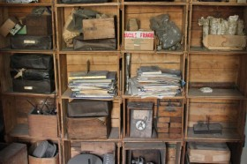 Arthur Beale old shelves