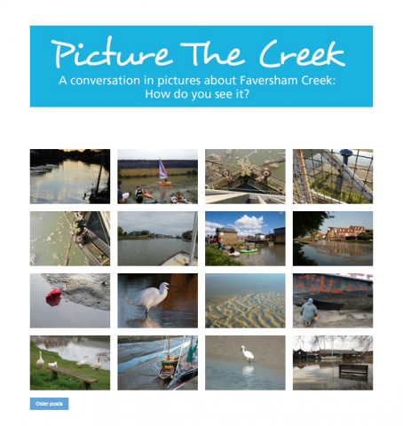 Picture the Creek