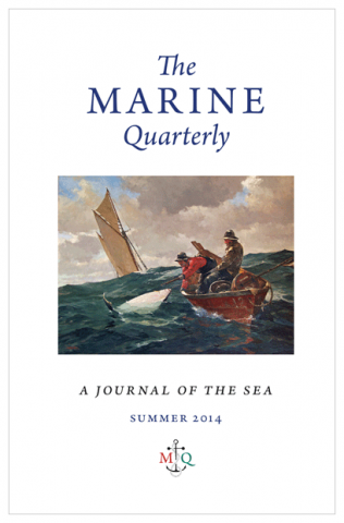 The Marine Quarterly summer 2014