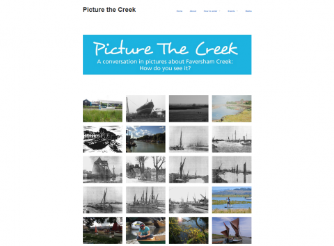 Picture the Creek exhibition