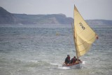 12' Andrew Wolstenholme Dinghy. Photo by Paul Dyer