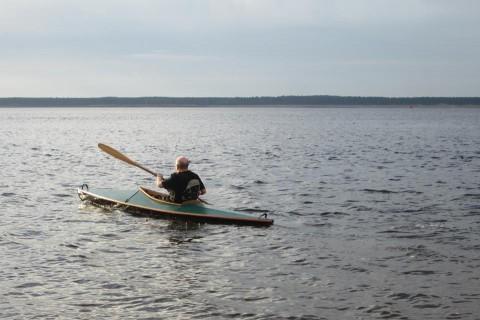 Bill Samson pbk canoe