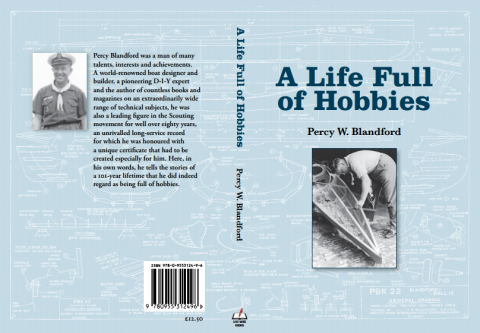 Percy Blandford - A Life Full of Hobbies