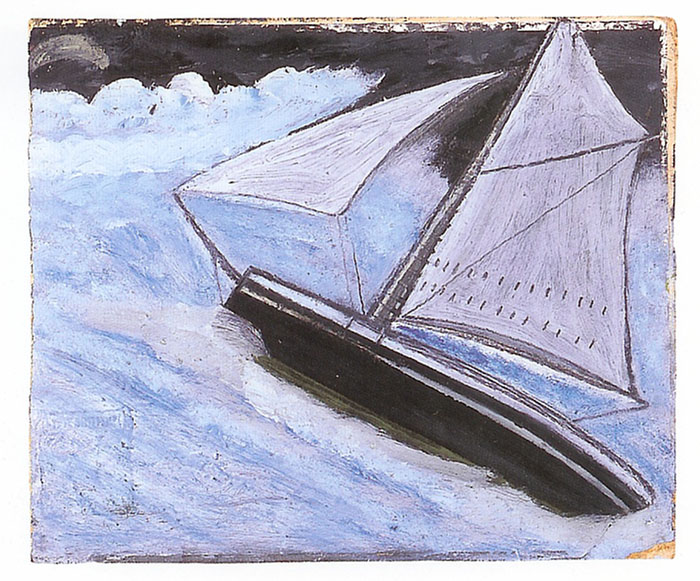 Alfred Wallis Artist And Chandler Of St Ives