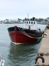 Harbour stroll at Le Croisic, Brittany: boats, fishing ...